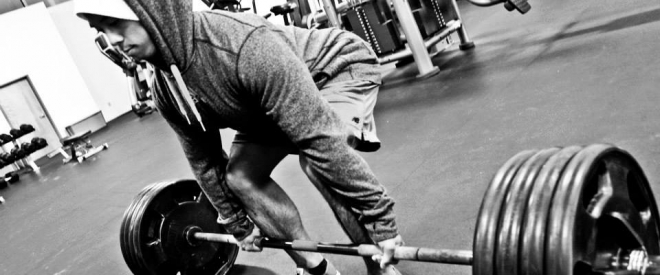 Deadlift BW