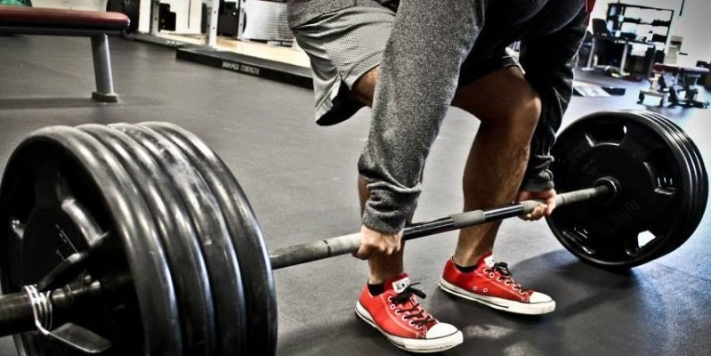 Deadlift - Bottom Portion