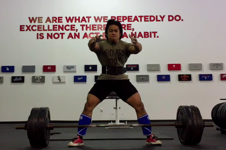 Deadlifts - Who Are You
