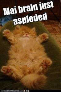 asploded