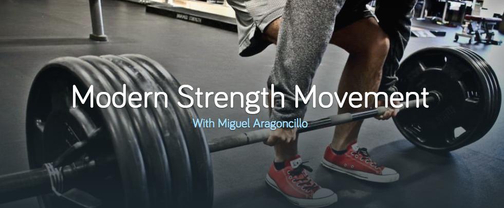 Modern Strength Movement