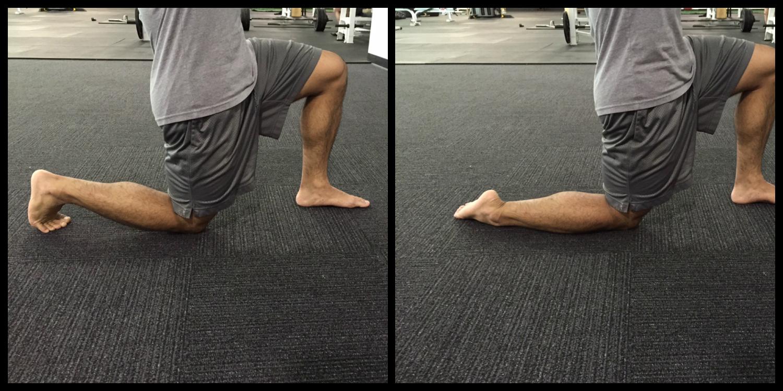 Half Kneeling Exercises