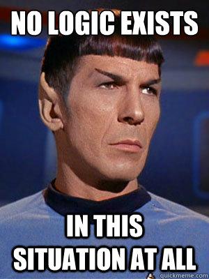 Spock - Logic