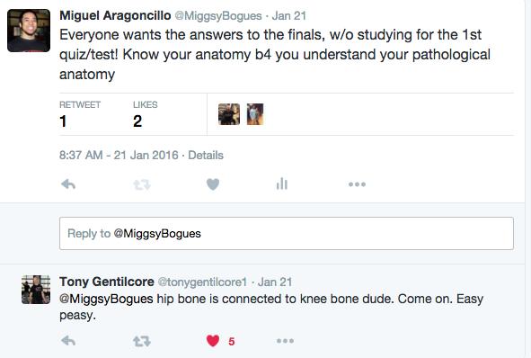 Tony G Tweet