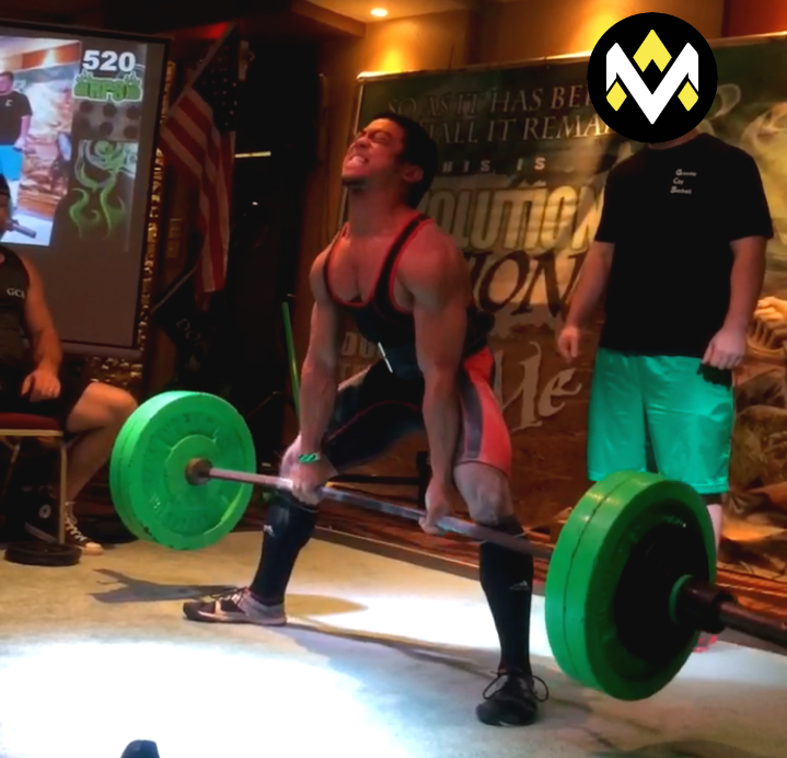Deadlift - Missed 5225