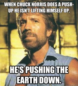Push-Ups Earth Downs