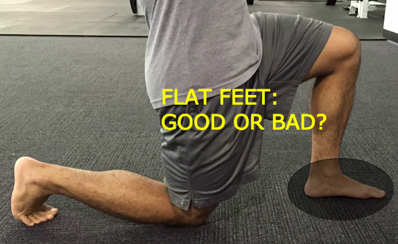 Flat Foot + Half Kneeling
